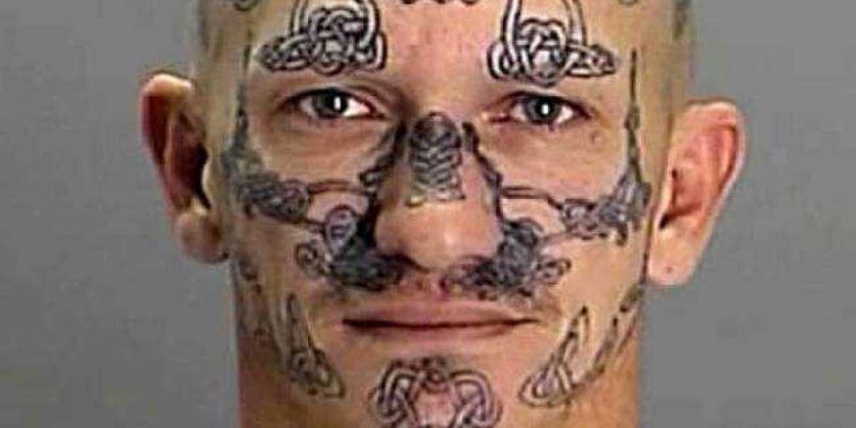 Estos tatuajes son más aterradores que cualquier historia de terror