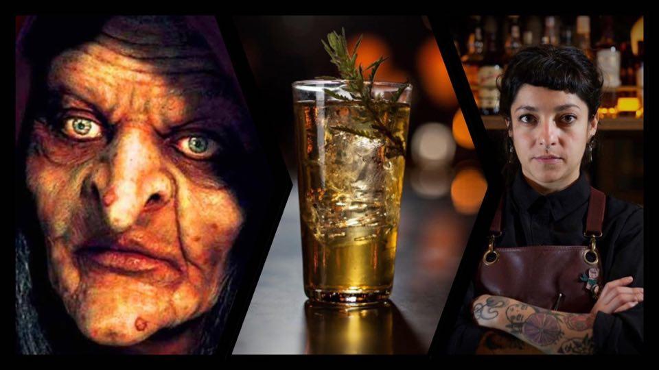 Las brujas, un bar inspirado en la herbolaria y remedios de brujas mexicanas ? El Portal del Miedo